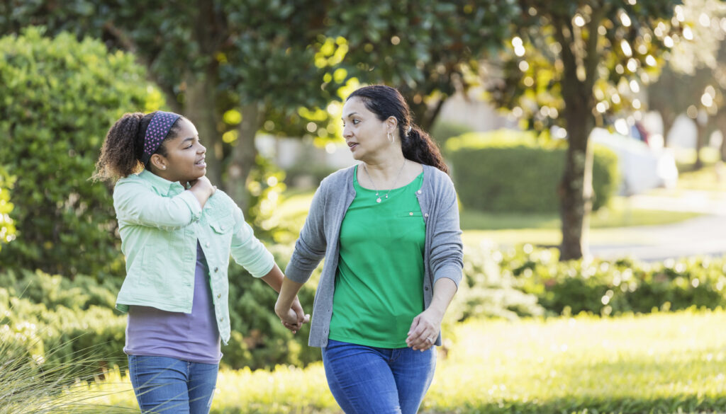 Don't Practice Avoidance: Communicate Freely with Your Foster Child