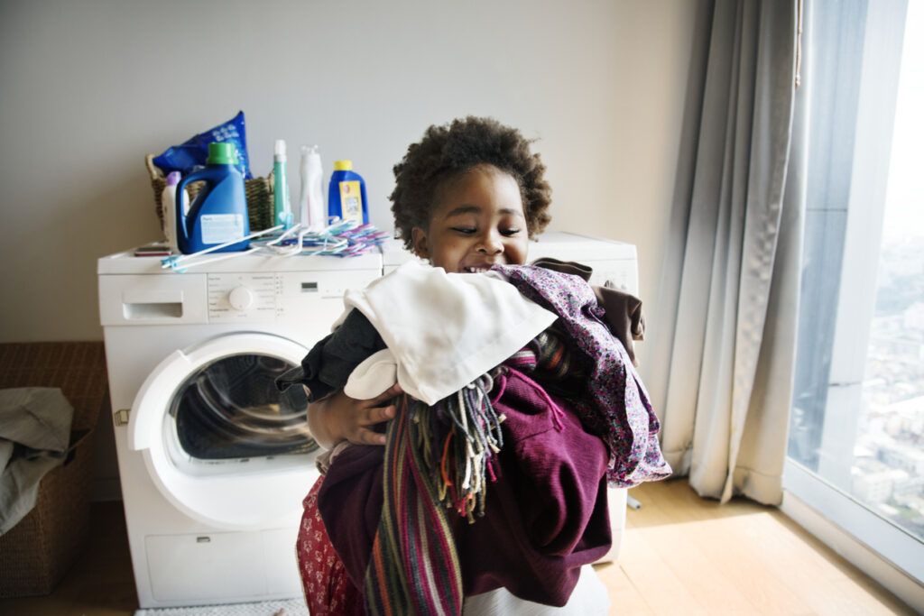 Making Chores More Fun for Your Foster Children