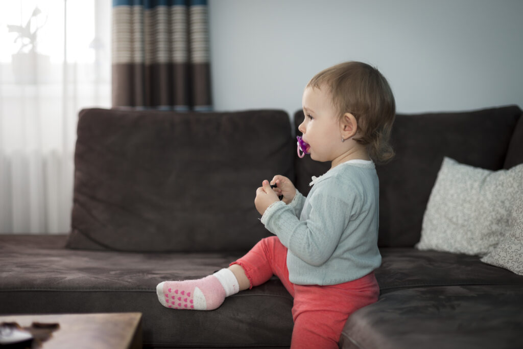 What Foster Parents Need to Know about Taking Away a Child's Pacifier